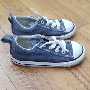 Converse sneakers, size 9